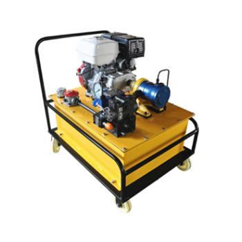 了解液压系统油液的循环方式