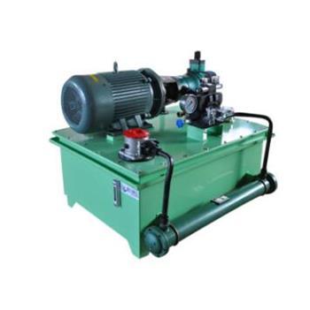 带你熟悉电动液压泵的定量