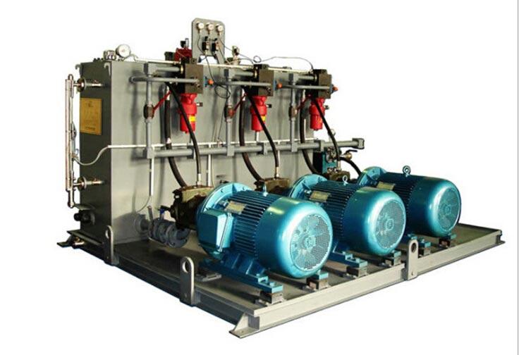 外置式液压系统出现泄漏的来源