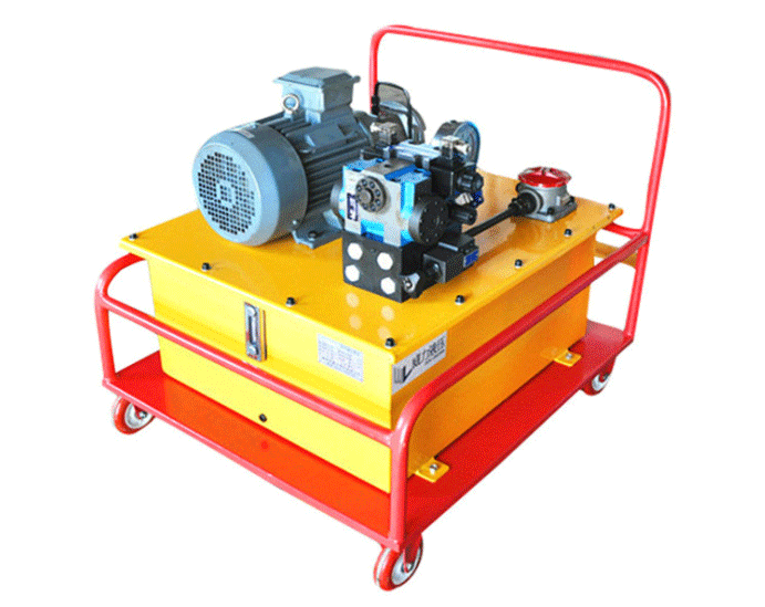 被广泛应用的液压泵