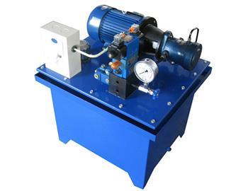定制电磁控制液压系统