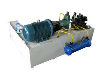 液压高速冲床专用泵站