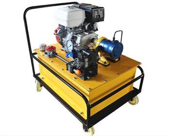 本田汽油机,野外作业机动泵液压站
