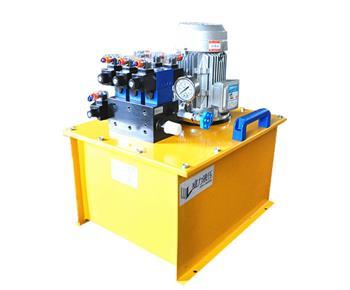 多路控制电动泵